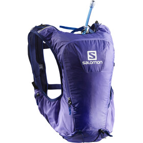 Salomon Skin Pro 10 Bag Set Purple Opulence/Medieval Blue